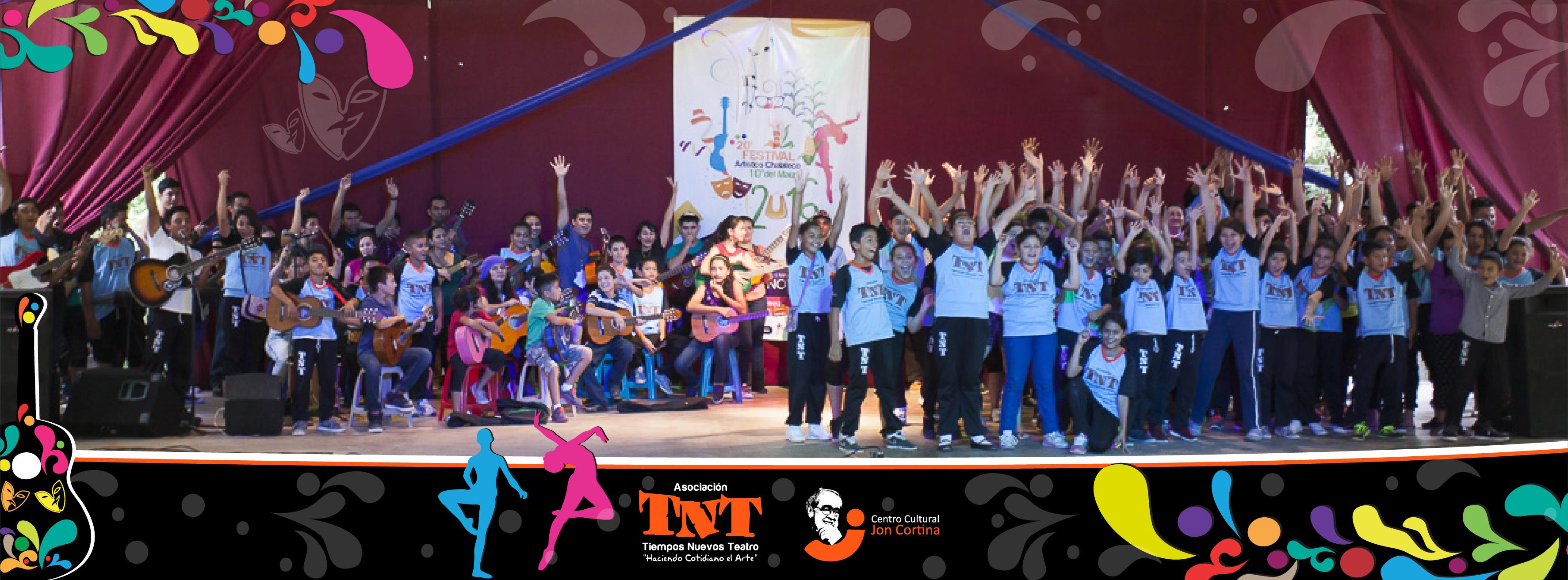 TNT – Tiempos Nuevos Teatro